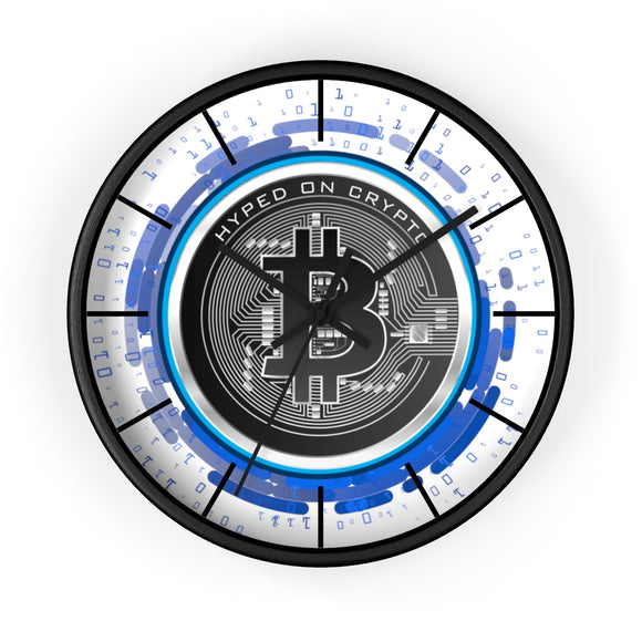 HoC Bitcoin - Wall clock