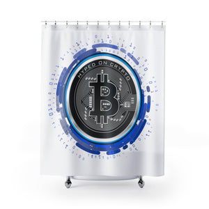 HoC Bitcoin - Shower Curtains