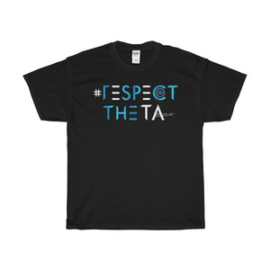 HoC #RespectTheTA - Cotton Tee (Up to 5XL!)