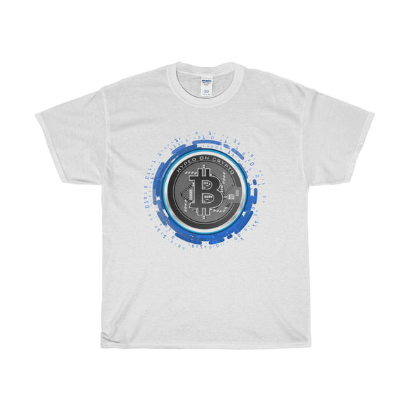 HoC Bitcoin - Cotton Tee (Up to 5XL!)