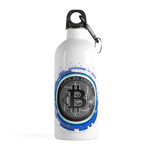 HoC Bitcoin - Stainless Steel Water Bottle