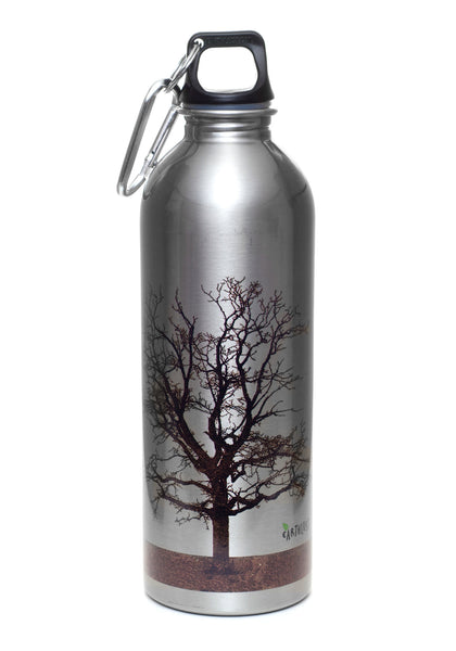 1 liter tree stainless steel reusable water bottle by. Black Bedroom Furniture Sets. Home Design Ideas