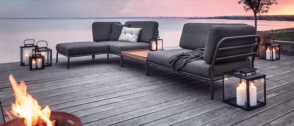LEVEL Outdoor Lounge