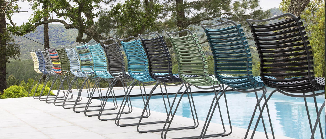CLICK Outdoor Dining Chairs
