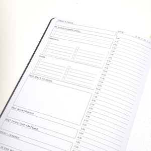 Passion Planner Daily Checklist Expander Stickers