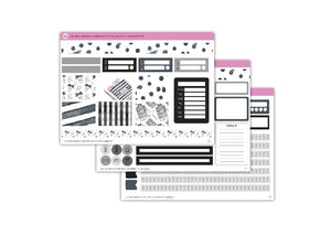 Passion Planner Weekly Kit Deluxe • #girlboss