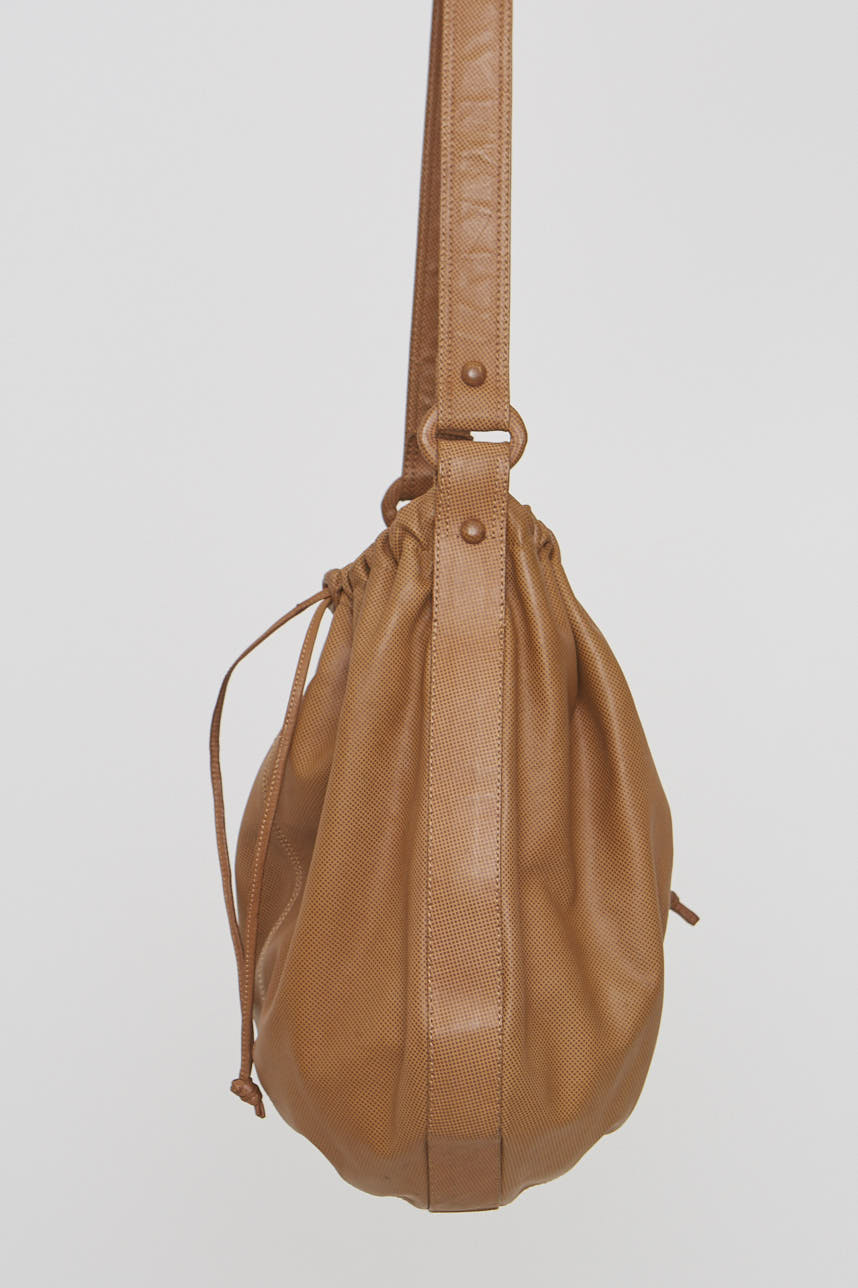 Bottega Venetta Tan Bucket Bag