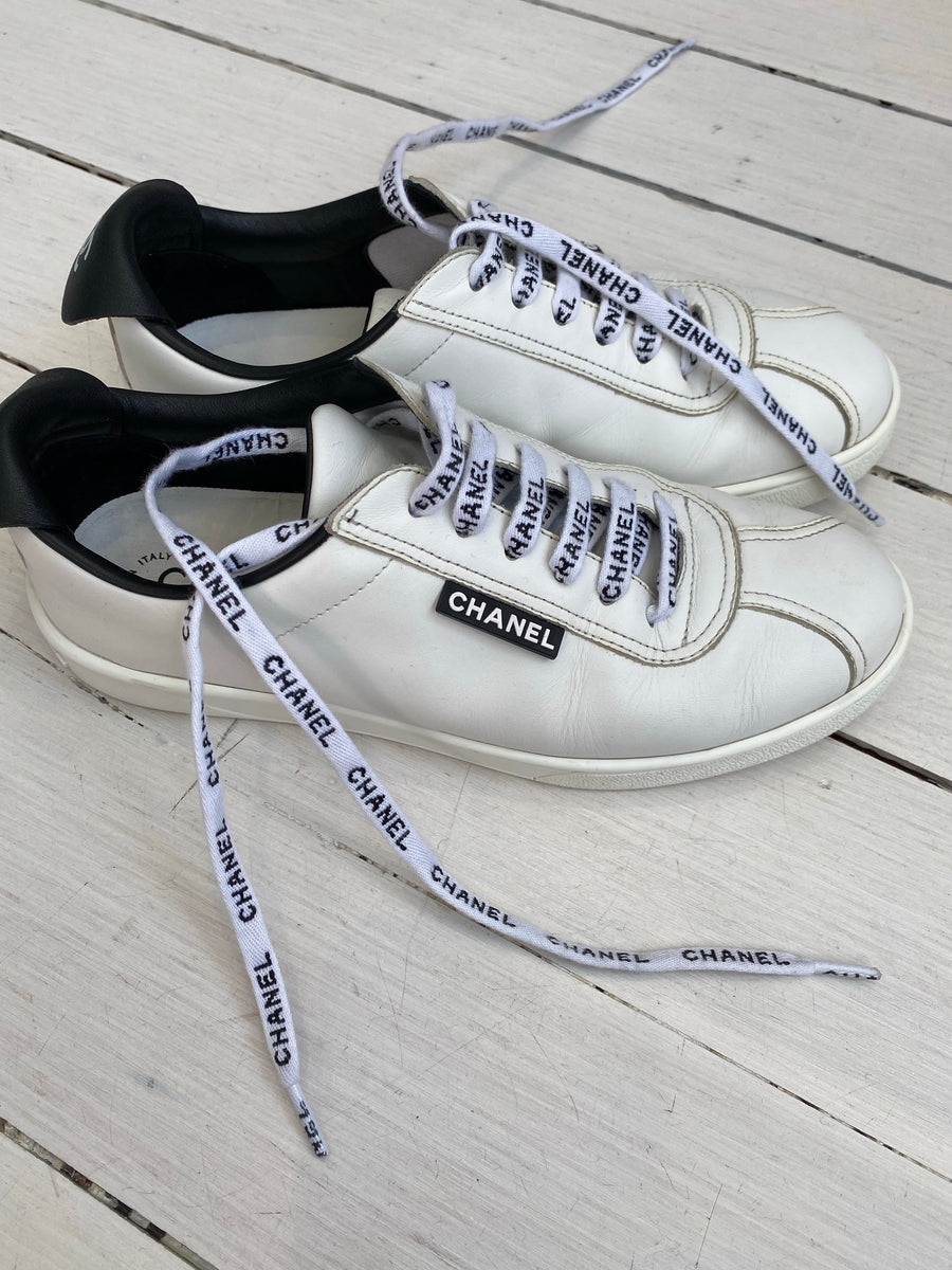 Chanel sneakers size 37