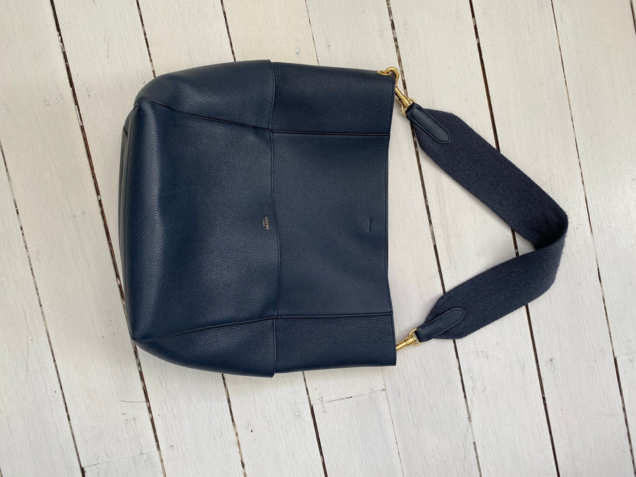 Celine sangle bag navy