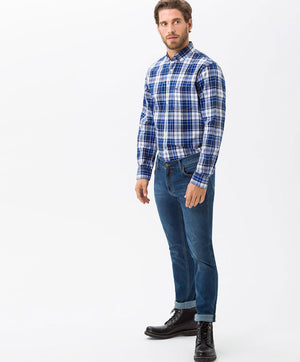 Dries Check Shirt