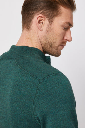 GRAFTON MERINO POLO