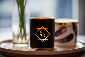 Lotus Flower - 350gm Soy Wax Candle