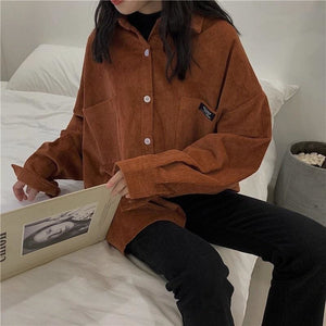 Coat Immortal Shirt - Brown / One Size