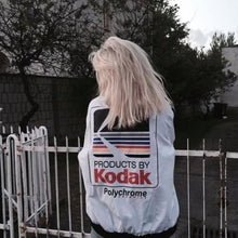 Load image into Gallery viewer, Vintage Kodak Jacket - White / 4XL