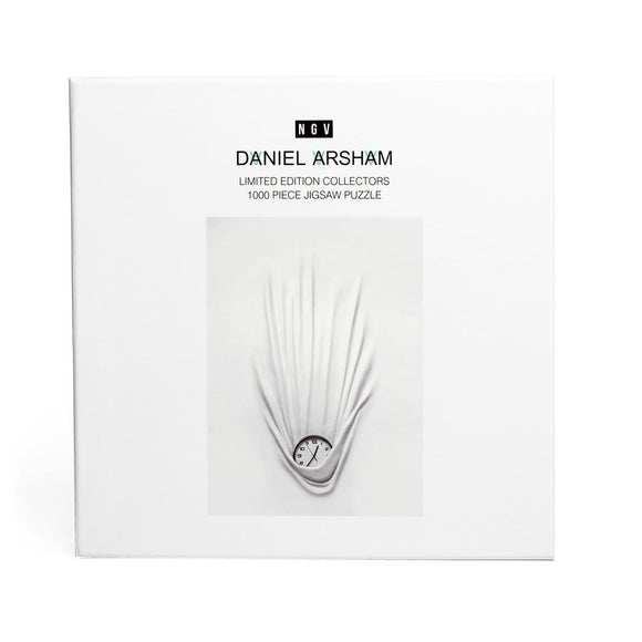 Limited Edition Puzzle Daniel Arsham Falling Clock