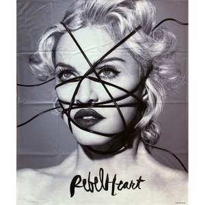 Mert Alas & Marcus Piggott, Madonna Official Rebel Heart Tour Blanket, GC Editions