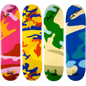 , Camouflage Skate Decks, GC Editions