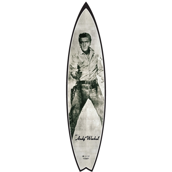 Andy Warhol, Elvis Surfboard, GC Editions