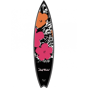 Andy Warhol, Flower Surfboard, GC Editions