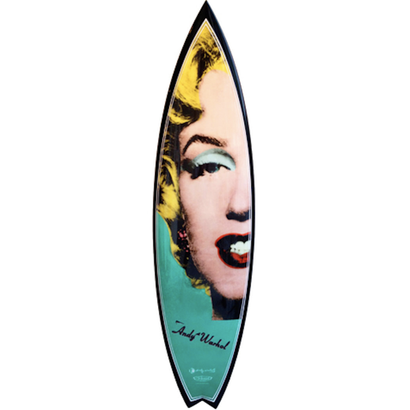 Andy Warhol, Marilyn Surfboard, GC Editions