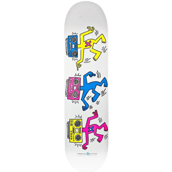 , Alien Workshop Boom Box Skateboard Deck, GC Editions