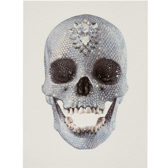 Damien Hirst, For The Love Of God: Diamond Dust, GC Editions