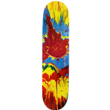 , Supreme X Damien Hirst Spin Art Skateboard Decks, GC Editions