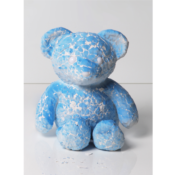 Daniel Arsham, Cracked Bear, GC Editions