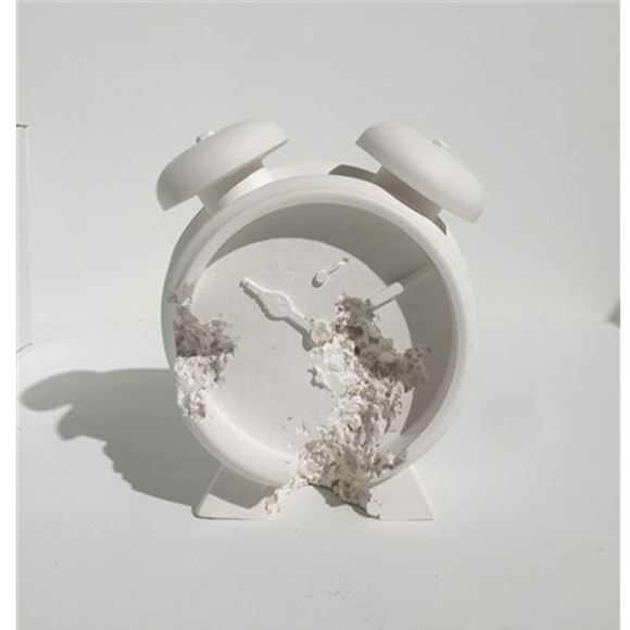 Daniel Arsham, Future Relic 03 - Clock, GC Editions