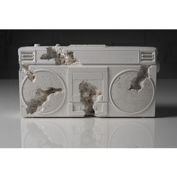Daniel Arsham, Future Relic 08 - Radio, GC Editions