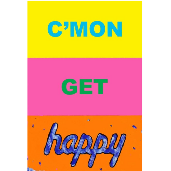 , C'Mon Get Happy, GC Editions