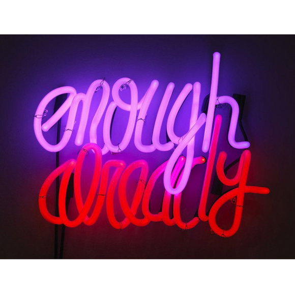 Deborah Kass, Enough Already, GC Editions