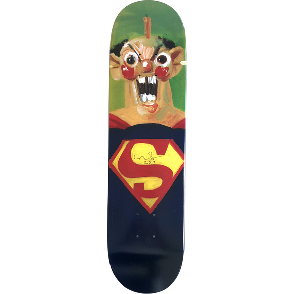 George Condo, Signed Supreme x George Condo Skateboard Deck, GC Editions