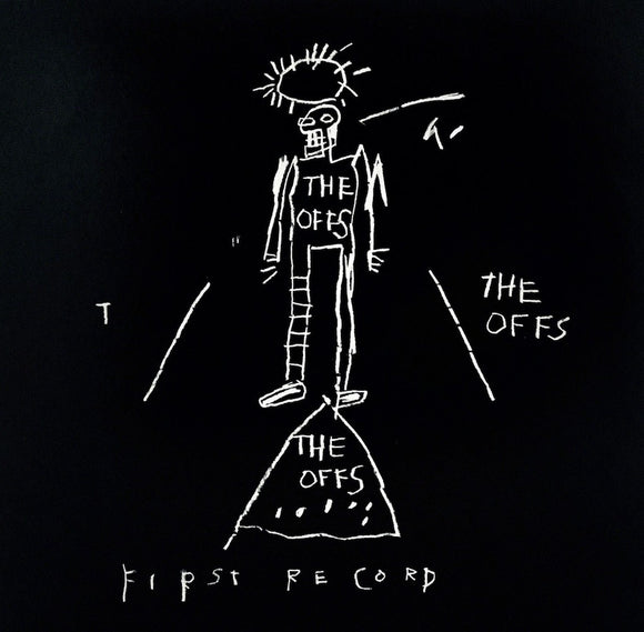 Jean-Michel Basquiat, Basquiat Album Cover