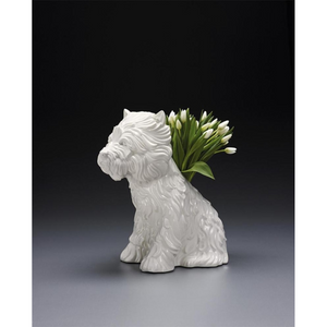 Jeff Koons, Puppy Vase, GC Editions