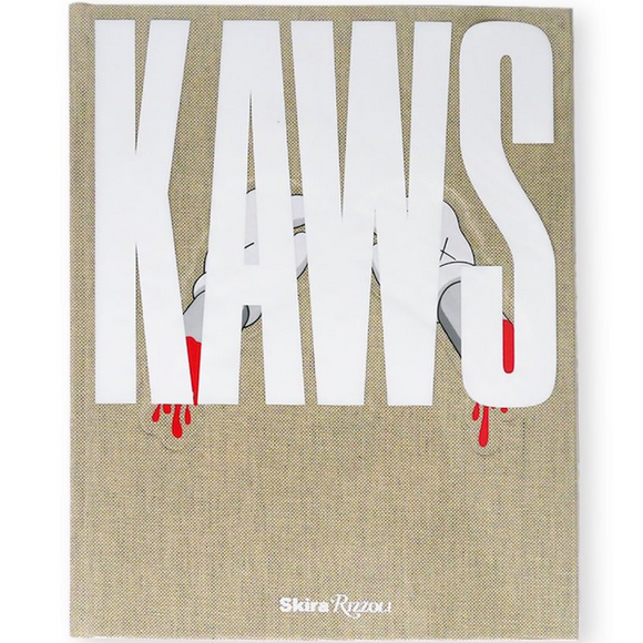 KAWS, KAWS by Monica Ramirez-Montagut / Skira Rizzoli, GC Editions
