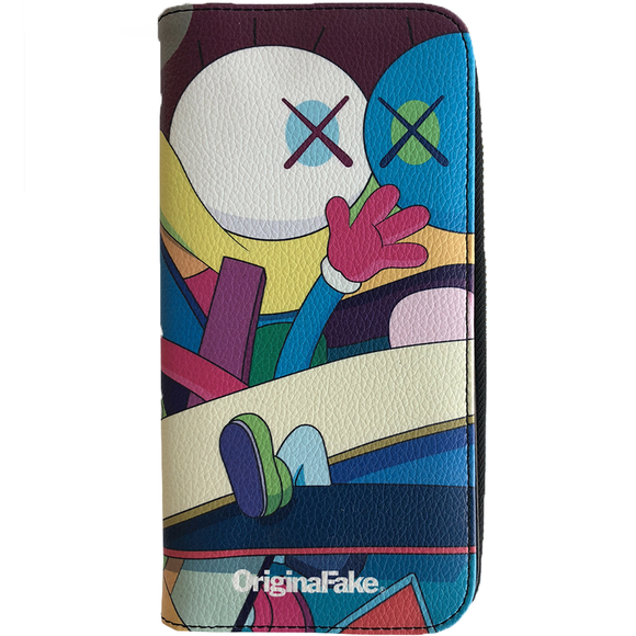 KAWS, Original Fake Wallet, GC Editions