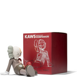 KAWS, Resting Place Companion (Red), GC Editions