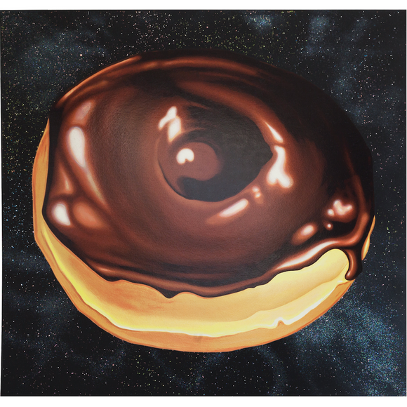 Kenny Scharf, Cosmic Donut, GC Editions