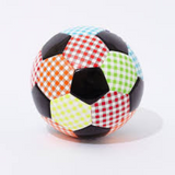 """The Thing Quarterly Issue 27"" Gingham Soccer Ball"