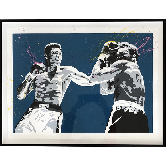 Mr. Brainwash, Muhammad Ali