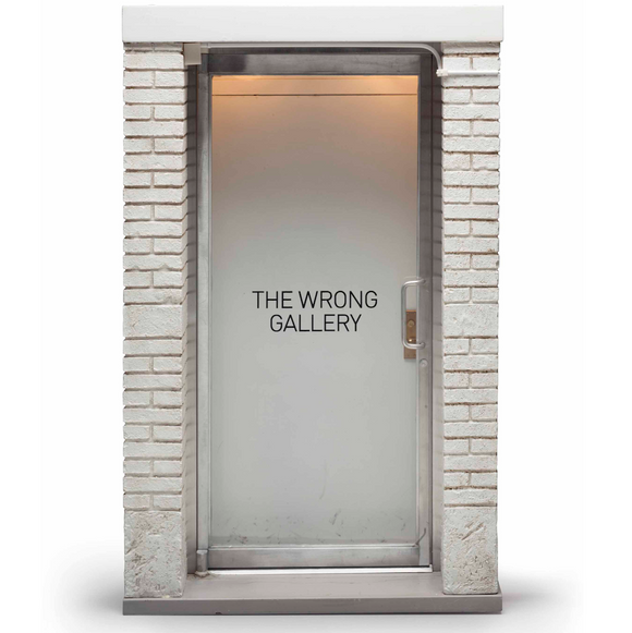 Maurizio Cattelan, The Wrong Gallery, GC Editions