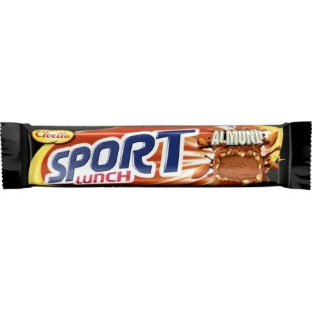 Almond Chocolate Sportlunch 50g