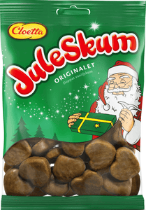 Chocolate-dipped Candy Juleskum