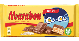 Co-Co Chocolate Marabou 185g