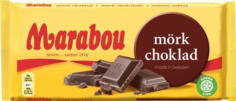 Dark Chocolate Chocolate Marabou