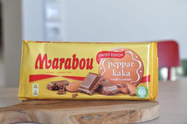 Gingerbread Chocolate Chocolate Marabou