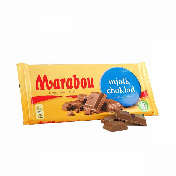 Milk Chocolate Chocolate Marabou