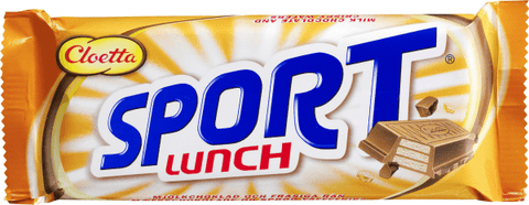 Original Chocolate Sportlunch 80g