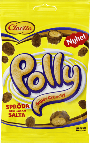 Super Crunchy Candy Polly